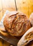 Sourdough bread Royalty Free Stock Photo
