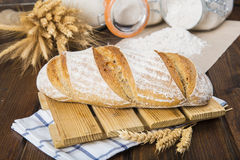Sourdough bread Royalty Free Stock Photo