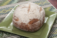 Sourdough loaf Royalty Free Stock Photos