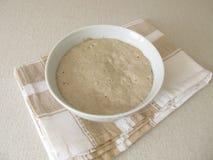 Sourdough od żyto mąki Fotografia Royalty Free