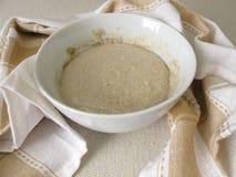 Sourdough od żyto mąki Zdjęcie Stock