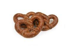 Sourdough pretzels Stock Photo