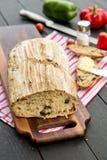 Sourdough Rustic Bread Royalty Free Stock Photo