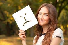 Sourire Photo stock