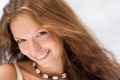 Sourire Photos libres de droits