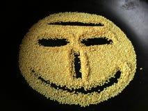 Sourire Image stock