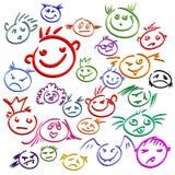 Sourire illustration libre de droits