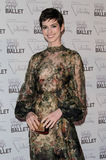 Sourire d'Anne Hathaway images stock