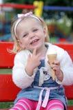 Sourire d'enfant Image libre de droits