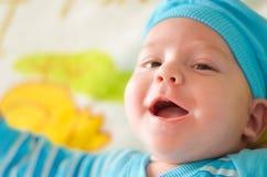 sourire de bébé Images libres de droits