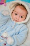 sourire de bébé Photo stock