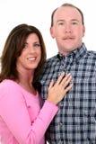Sourire de couples photos libres de droits