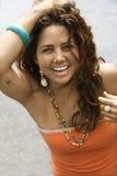 Sourire de femme. Photos libres de droits