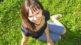 Sourire de nature Image libre de droits