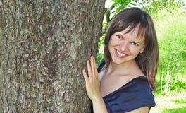 Sourire de nature Image stock
