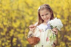 Sourire de Pâques Photographie stock