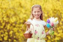Sourire de Pâques Images libres de droits