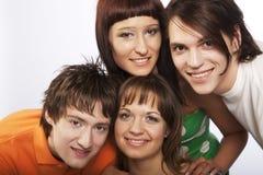 Sourire des jeunes Images libres de droits