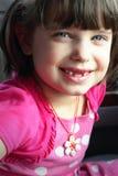 Sourire manquant de dents photographie stock libre de droits