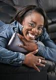 Sourire superbe Photographie stock libre de droits