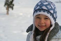 Sourire superbe Photo libre de droits