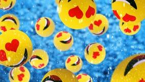 sourires illustration de vecteur