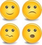 Sourires Images libres de droits