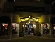Souris au sujet de ville, studios de Hollywood image libre de droits