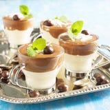 Souris de chocolat Images stock