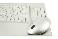 Souris de clavier Photo libre de droits
