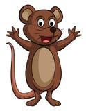 Souris de rat Images stock
