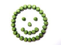 Sourit heureux Photos libres de droits