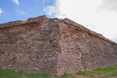 Sourronding wall of Ferrara Royalty Free Stock Photo