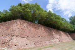 Sourronding wall of Ferrara Royalty Free Stock Photo