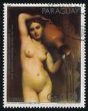 Sourse Jean Auguste Dominique Ingres obraz stock