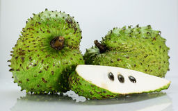 soursop royaltyfri bild