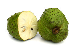 Soursop Annona muricata Royalty Free Stock Photos
