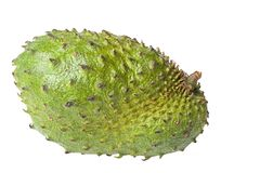 Soursop Close-Up Royalty Free Stock Images
