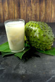 Soursop Juice Stock Images
