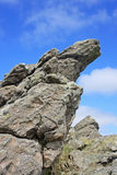 Sourton Tor, Dartmoor Royalty Free Stock Images