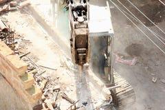 Sous la destruction Images stock