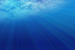 Sous la mer Photos libres de droits