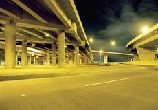 Sous la passerelle 02 Photos libres de droits