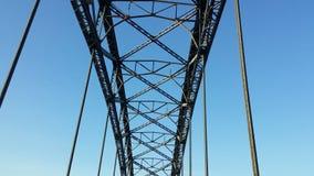 Sous le pont images stock