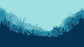 1 sous-marin illustration libre de droits