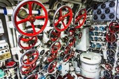 Sous-marin chinois Photos libres de droits