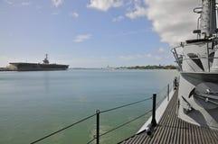 Sous-marin SS-287 d'USS Bowfin Photo libre de droits