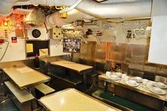 Sous-marin SS-287 d'USS Bowfin Images libres de droits