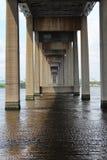Sous Mathews Bridge Photo libre de droits