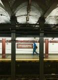 sous New York photographie stock libre de droits